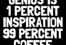 + coffee