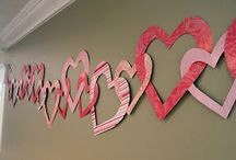 valentinske dekoracie
