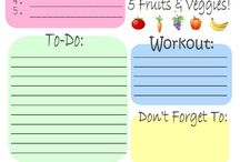 Organization - Calendars / by Lisa @ Organize 365