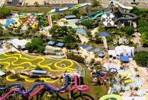 Rapids Water Park / Rapids Water Park features 35 thrilling water slides and over 30 acres of action packed attractions. Located in Riviera Beach, Florida.