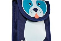 Built Lunch / Big Apple Buddies Lunch Sack - insulates food on the go for up to four hours.