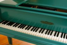 Pianos that make you feel home....