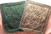 knit and crochet for home