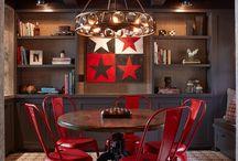 Game Room Spaces by Benjamin Rugs & Furniture
