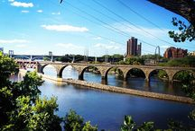 Minneapolis Tourism / Interesting Tourist Locations in Minneapolis, Minnesota.