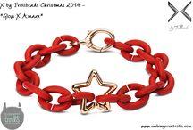 X by Trollbeads Glow X Amaze (Christmas 2014)