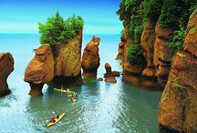 Nova Scotia and the beautiful Bay of Fundy / Some stunning images of this part of #Canada. If they make you want to go, find out more about our tailor made Canada holidays here: http://www.discover-the-world.co.uk/destinations/canada-holidays