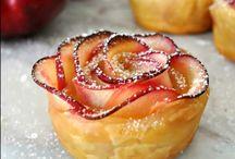 tartelettes bouton roses