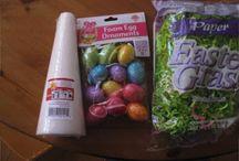 Easter décor