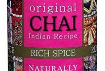 Chai line 4 flavors
