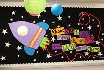 Brilliant Bulletin Boards / -- from interactive to decorative, bulletin boards are a staple in any classroom --