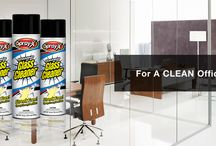 Ideas for a Clean Office