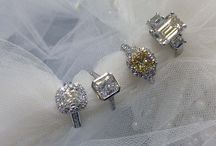 Get Engaged with Orr's / Check out some of the new trends in Engagement rings all available at Orr's Jewelers