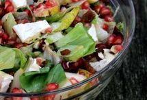 Dieta sałatki