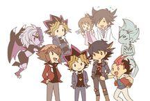 All Yu-Gi-Oh! series