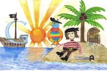 Google doodles / by Kathy Spampinato
