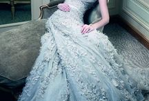 Haute Couture / Unique and special designs, haute couture dresses.