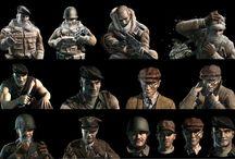 Commandos / Referki