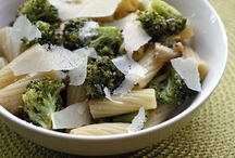 Healthy Pasta Dishes