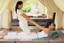 Massagens / Massoterapia, tipos de massagens, manobras de massagem, cuidados corporais, tratamentos do corpo