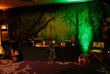 Jungle Book Launch Event / Recent partnership between Taj London and the Born Free Foundation. Jungle Book themed event at St James Court, A Taj Hotel, London