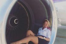 Plane/Travel