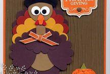 Stampin' Up! Thanksgiving