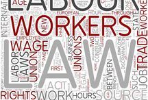 Labour Law Posters