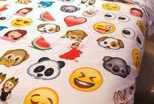 camas de emojis