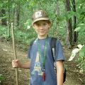 Šimon Kapusta / Som 12 ročný chlapec, 15 som dal preto aby ma to zobralo a robím to preto lebo to musíme robiť na informe. Asi sem už nebudem chodiť.