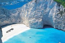 Greek Travel / by Calais Sgantas