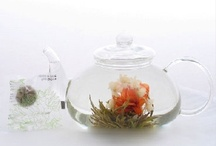 Blooming Tea for beauty & healing power