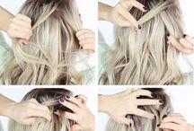 Step by step Hair-Do's
