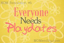 Everyone Needs Playdates / by Nicole Carpenter {MOMentity.com}