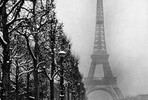 Paris Pictures / Black and white images