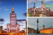Varsovia / Tablero de fotos de Varsovia. Especialmente para personas que quieran conocer y visitar Varsovia con un guía privado profesional.