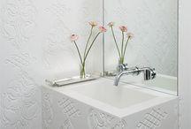 banheiro / by Di Mais Cavalcanti