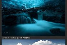 places i wanna fo