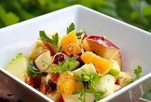 Salads / by Leigh Blauvelt
