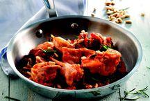 Carni bianche (pollo, coniglio, tacchino)