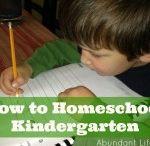 Home School: Curriculum