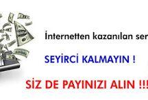 İnternetten para kazan ! / İnternet ortamından nasıl para kazanabileceğiniz hakında bilgiler...