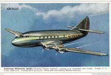 ToBe fifties Aviation kaart inspiratie