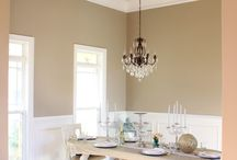 Dining room & kitchen nooks / by Christan Phillips