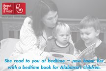 Bedtime Stories / Part of the developmental advice given to parents at checkups include the importance of bedtime routines-- with reading and sharing a book at the top of the list.