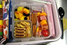 back to school lunch ideas / by Carmen Torres-Saldaña