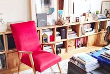 French decorating / Ideas from Parisian apartments