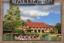 The Best Girls Summer Camp---Camp Waldemar, Hunt, Texas! / http://www.waldemar.com/ / by Pamela Dyer