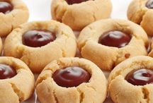 mini yumis / thumprint cookies