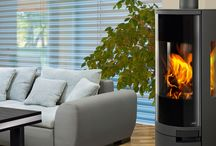 AGA and Stanley Wood burning Stoves / We are delighted to launch our range of contemporary wood burning stoves, available in a range of different styles to suit all tastes and requirements!